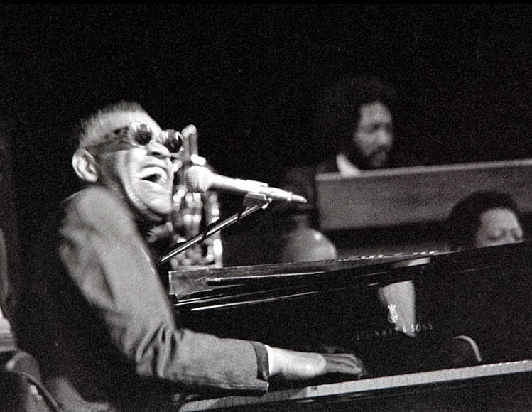Concert-Northsea-Jazz-Festival-The-Hague-Ray-Charles-c-Hans-Hendriks-4-19760716-1
